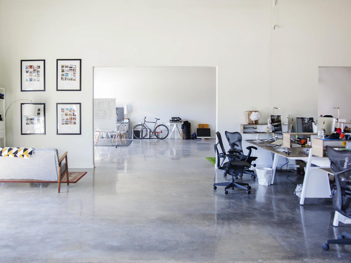 Funsize office interior