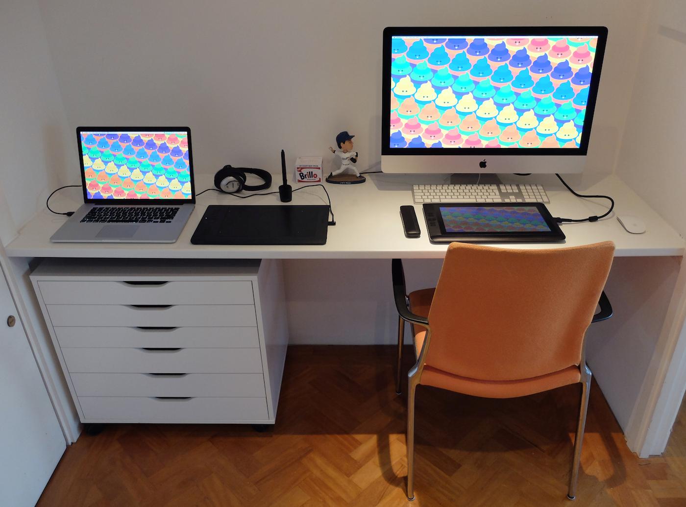 James curran workspace
