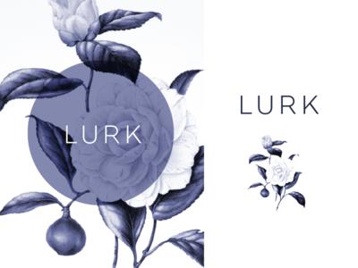 Lurk logo concept 1x